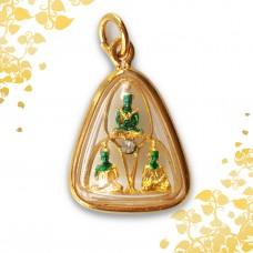 The Emerald Buddha - Three Seasonal Attires