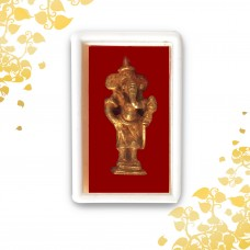 Ganesha- God of Success (Standing Posture) Antique style