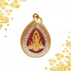 Sacred Thai Buddha Pendant -Phra Buddha Chinnaraj