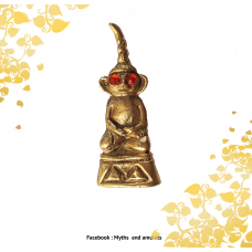 Red Eyed NGANG Lucky Amulet